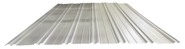 8 Quot Double Rib Panel A B Martin Roofing Supply