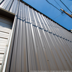 Metal Roofing and Building Materials from A. B. Martin Roofing Supply
