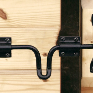 Standard Sliding Bolt Latch