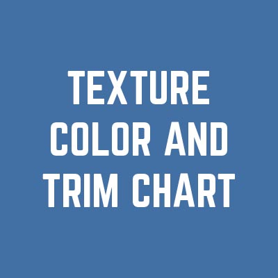 Texture Color and Trim Charts