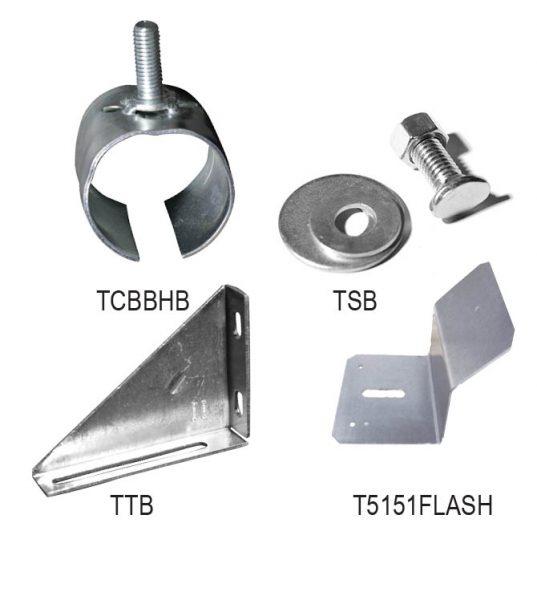 Universal Bolt Bracket & Adapters