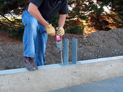 Sturdi-Wall Drill Set Bracket