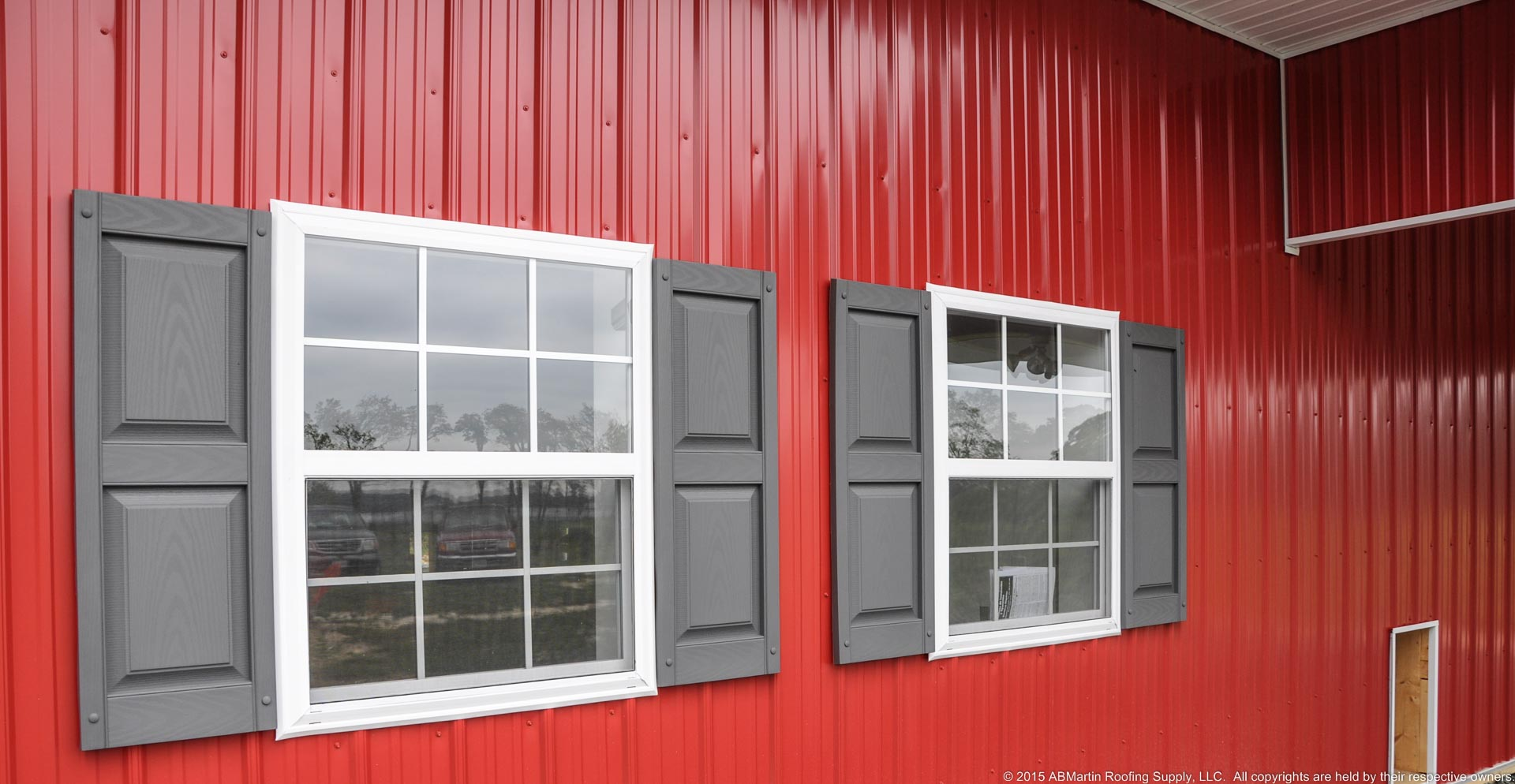 Raised Panel Shutters Building Supplies From A B Martin