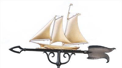 48 inch Clipper Ship Sailboat