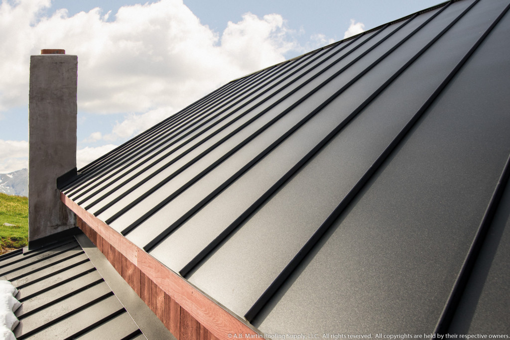 Textured Metal Panels - A. B. Martin Roofing Supply  Textured Metal ...