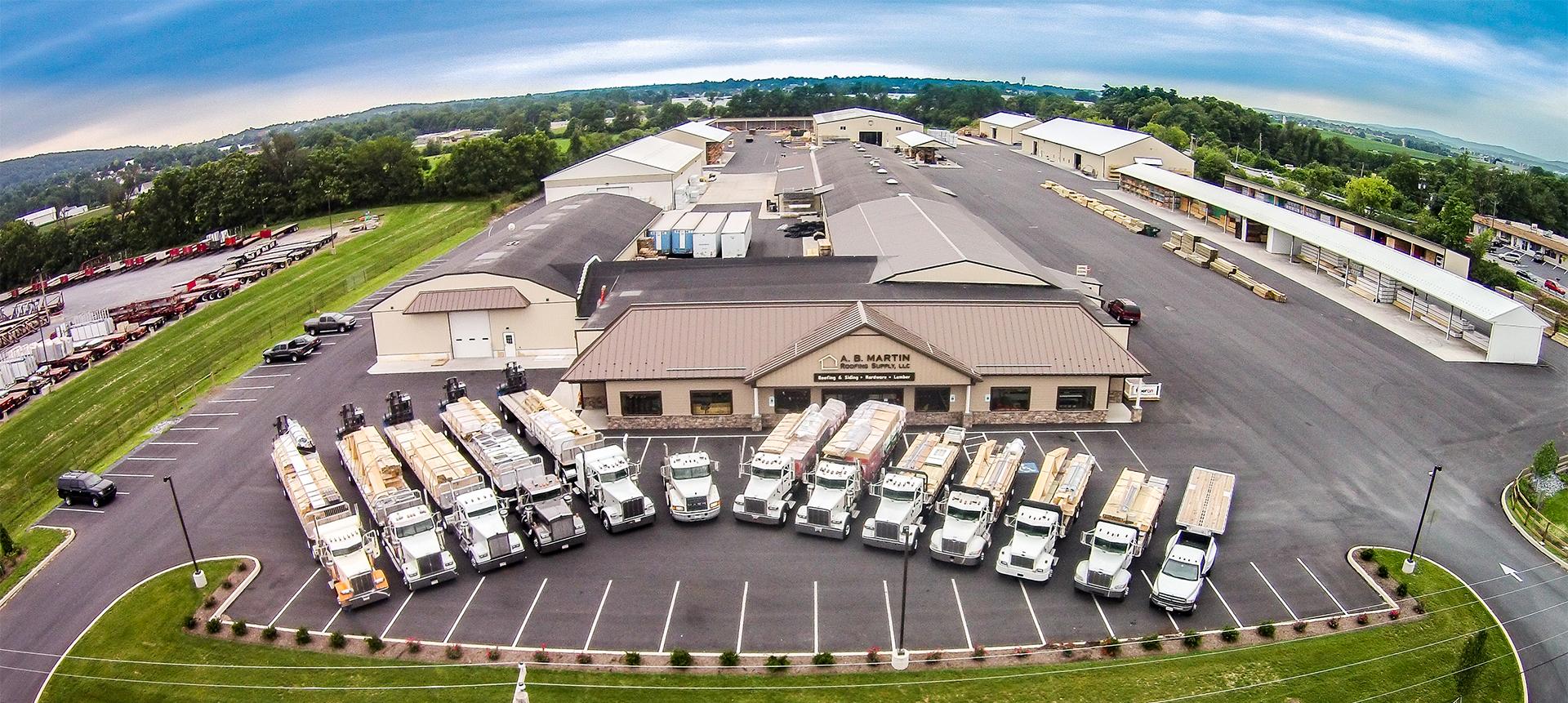 ABMartin Truck Fleet