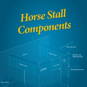 Horse Stall Components