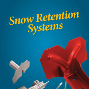 Snow Retention Systems