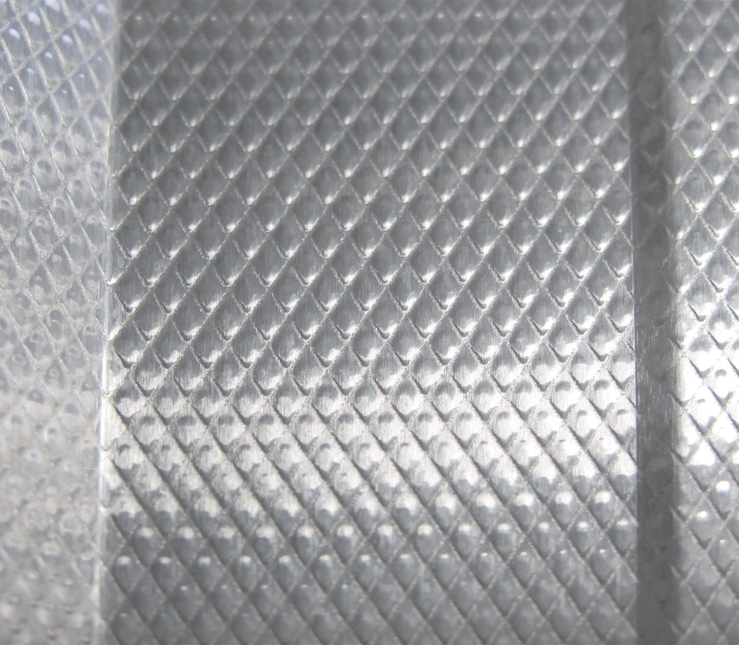 Diamond Embossed Aluminum