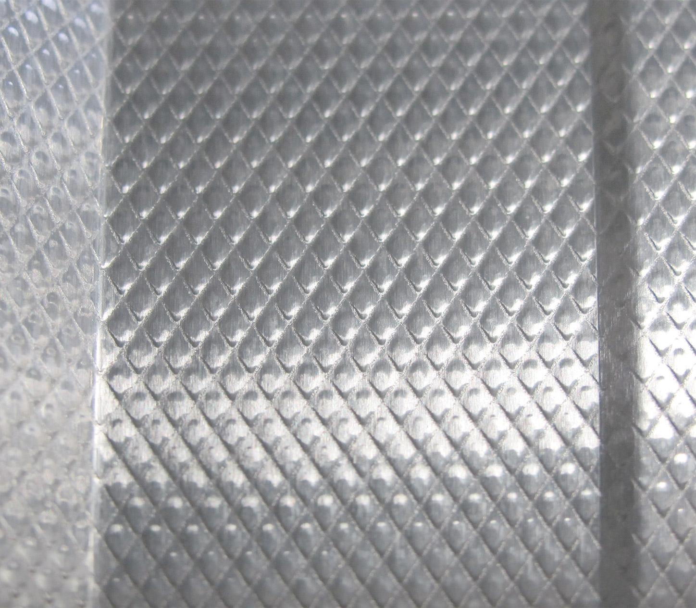 Diamond Embossed Aluminum