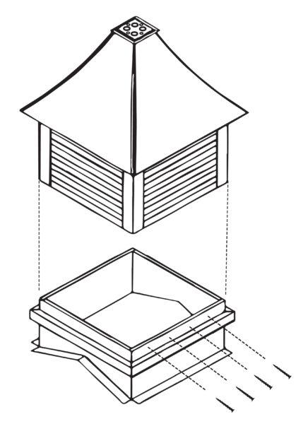 Cupola assembly