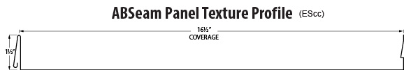 Texture ABSeam Panel Profile