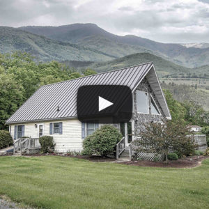 Building Showcase: A-frame House with Textured Metal Roof