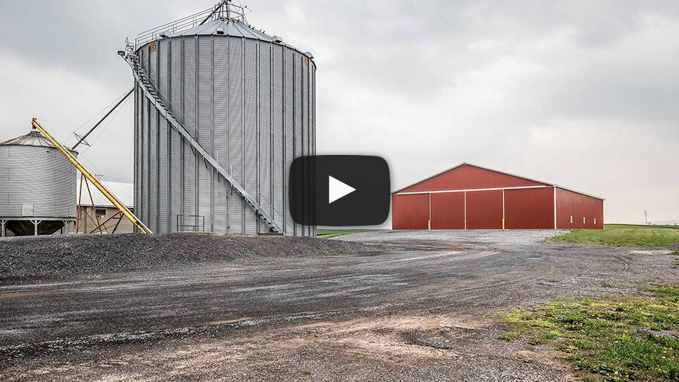 Building Showcase: Big Red Pole Barn