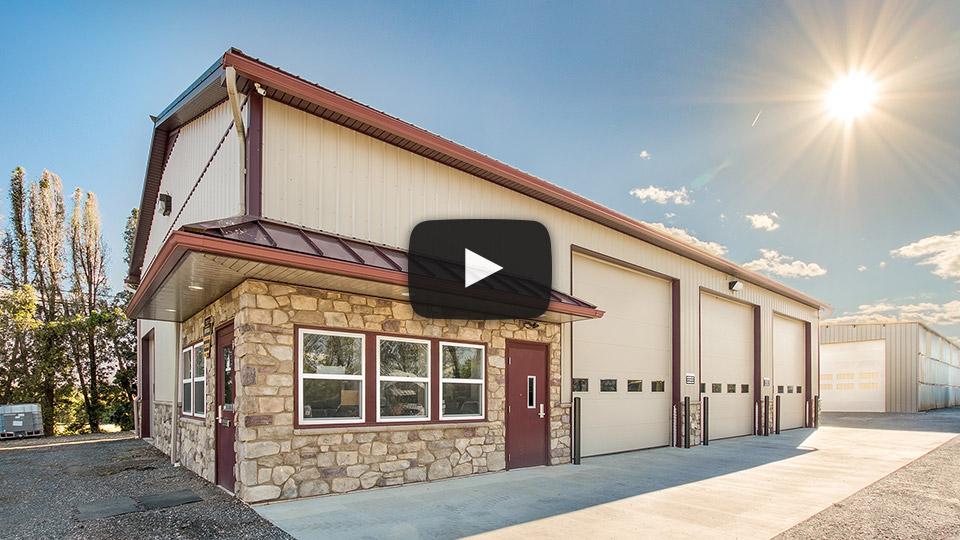 Building Showcase: Mount Joy, PA Truck Shop