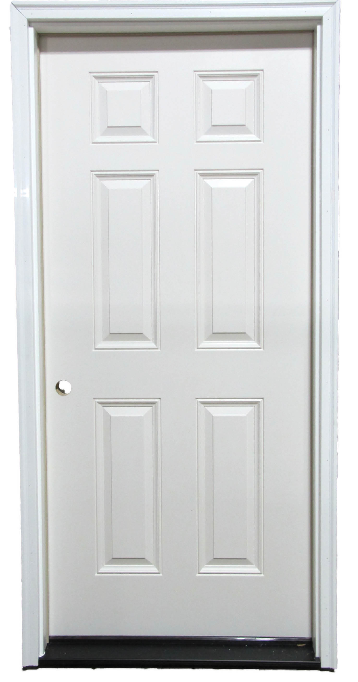 Fiberglass entry doors a b martin building supplies for Fiberglass entrance doors