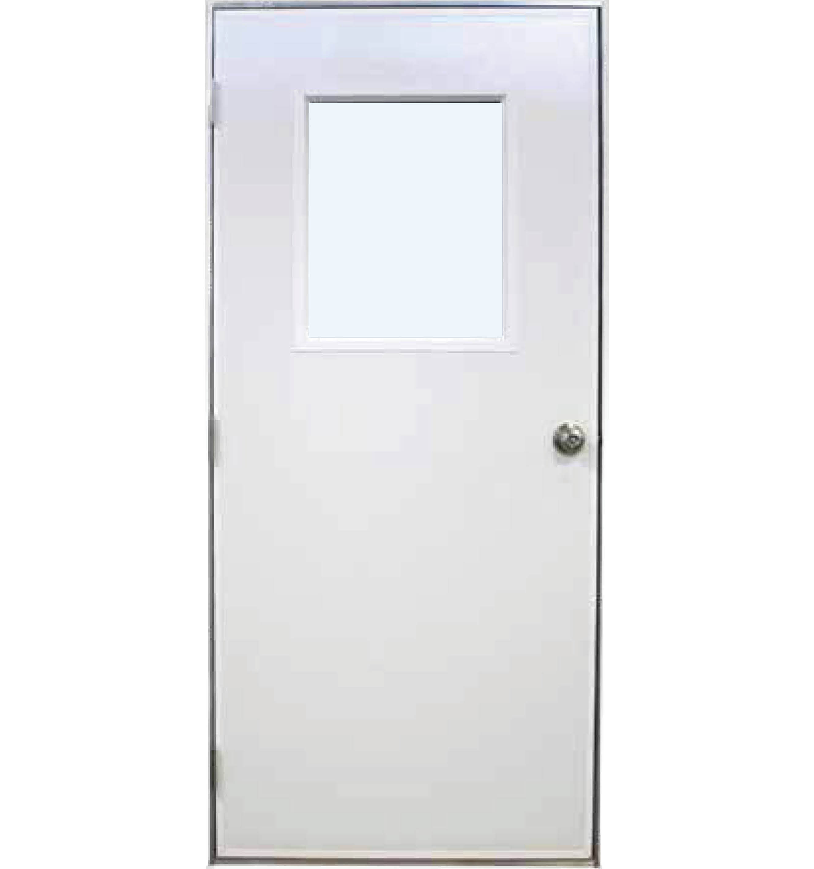 Cannonball Fiberglass Door u2013 #52 Series  sc 1 st  AB Martin Roofing Supply & Fiberglass Entry Doors | A.B. Martin Building Supplies