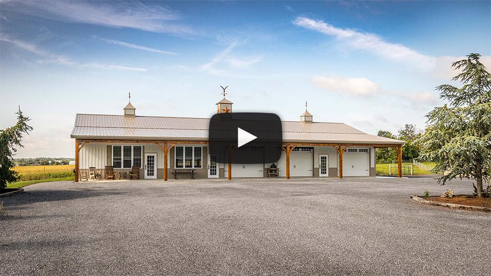 Building Showcase: Amish Buggy Shop