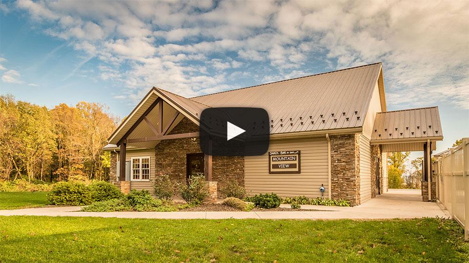 [Video] Mountain View Cabin in Ephrata, PA