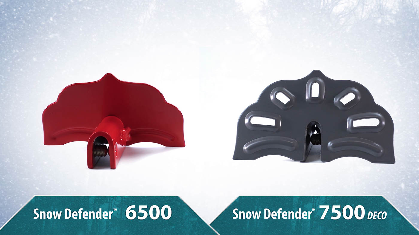 Snow Defender 6500 and 7500 Deco