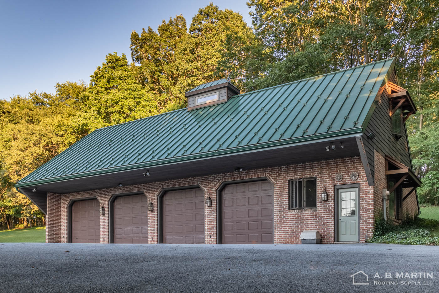 Metal Roofing Photo Gallery A B Martin Roofing Supply