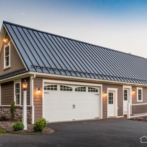 Metal Roofing & Siding Panels