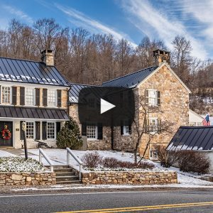 Historic Mansion Gets a Makeover