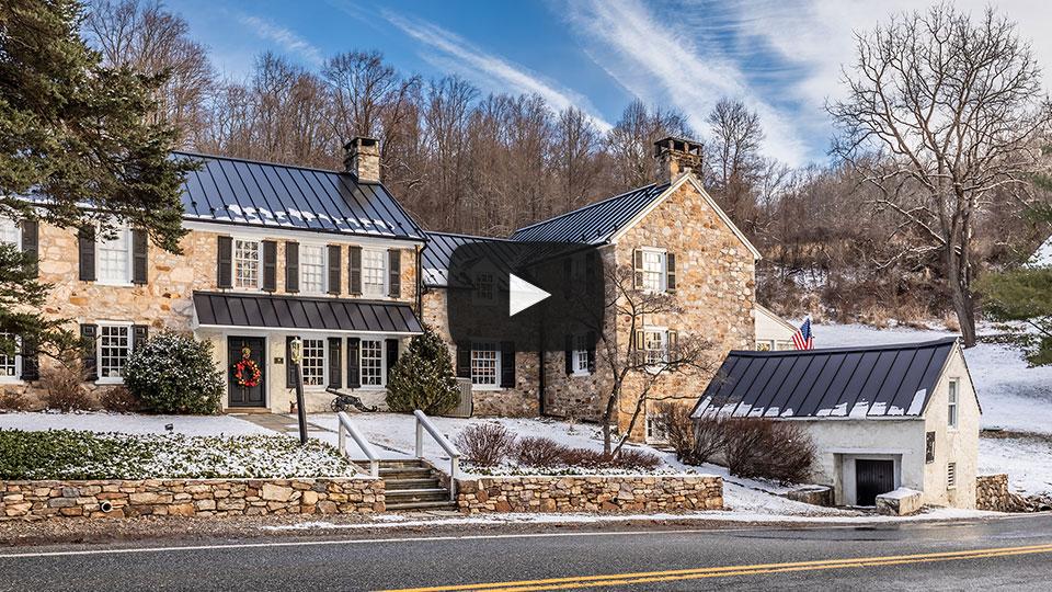 Historic Mansion Gets a Makeover