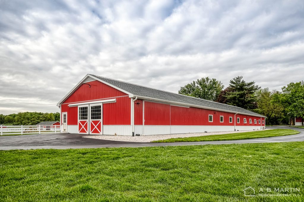Immaculate Horse Ranch In Historic Mechanicsburg Pa A